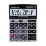 Calculator Deli Birou 14 Digiti Metal 39229