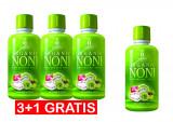 Cumpara ieftin Pachet promotional Complex de vitamine, aminoacizi si minerale pentru imunitate, ORGANIC Noni, 3+1 GRATIS, 946 ml