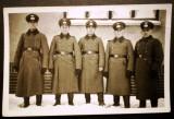 P.100 FOTOGRAFIE RAZBOI WWII MILITARI OFITERI GERMANI WEHRMACHT 9/6cm