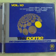 2 CD la pret de 1 - THE DOME Vol. 10 - 2 C D Originale ca NOI
