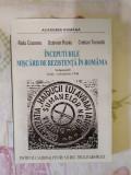 Inceputurile miscarii de rezistenta in Romania (Volum II) – Cristian Troncota