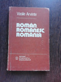 ROMAN, ROMANESC, ROMANIA - VASILE ARVINTE