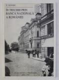 IN TRECERE PRIN BANCA NATIONALA A ROMANIEI de V . SAVOIU , 1995
