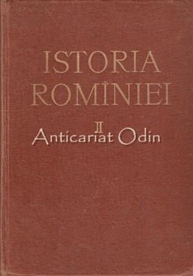 Istoria Rominiei II - Feudalismul Timpuriu - A. Otetea, M. Berza foto