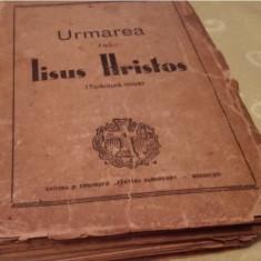 URMAREA LUI IISUS HRISTOS