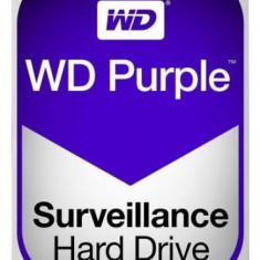HDD Western Digital Purple, 4TB, SATA III 600, 64MB Buffer - dedicat sistemelor de supraveghere