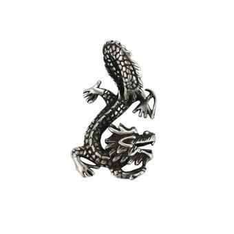 Lant inox pandantiv Soparla-Dragon