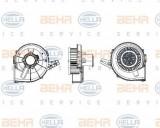 Ventilator, habitaclu AUDI A2 (8Z0) (2000 - 2005) HELLA 8EW 009 157-111