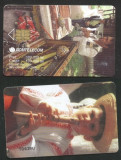 Romania 2004 Telephone card Folk music Rom 240 CT.030