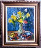Natura statica cu flori - Elena Vavilyna