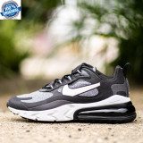 "Cumpara ieftin Adidasi ORIGINALI !! Nike Air Max 270 React ""Black Grey"" UNISEX 39 ;40"