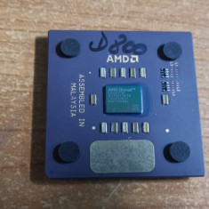 Procesor AMD Duron D800AUT1B netestat #AVI