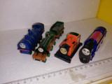 bnk jc Thomas si prietenii - lot 4 locomotive de plastic