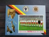 MANAMA 1969-MNH-NATIONALA DE FOTBAL A GERMANIEI-COLITA NDT, Nestampilat