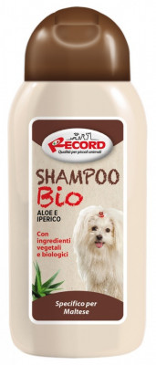 Sampon bio - Bichon Maltese - 250 ml foto