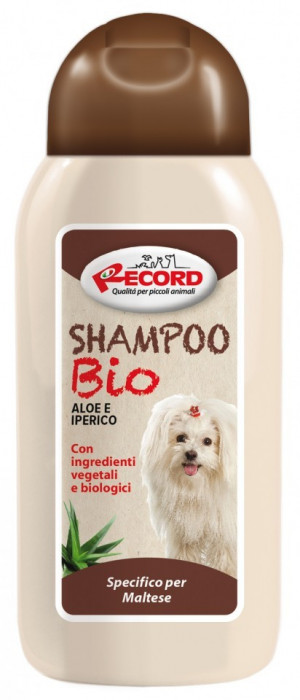 Sampon bio - Bichon Maltese - 250 ml
