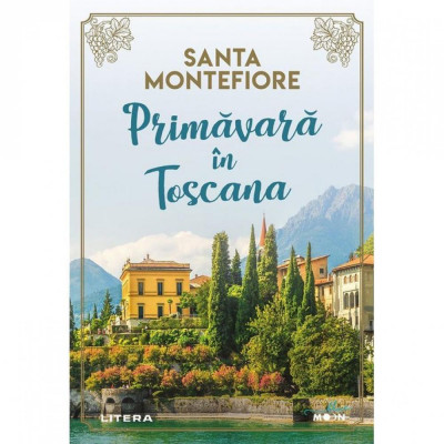 Primavara in Toscana, Santa Montefiore foto