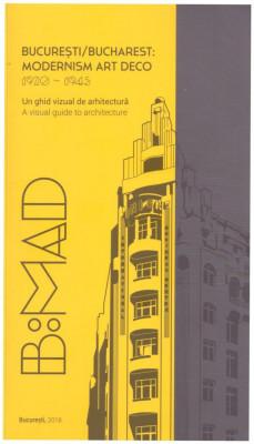 """""""Modernism Art Deco 1920-1945. Un ghid vizual de arhitectură"""" foto"""