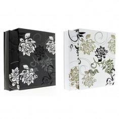 Album Black&White 200 poze 10x15 cm, slip-in, cutie lucioasa cartonata