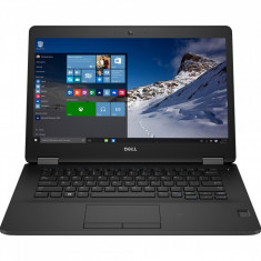Laptop DELL Latitude E7470, Intel Core i5-6300U 2.40GHz, 8GB DDR4, 240GB SSD, 14 Inch, Webcam