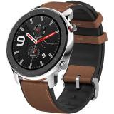 Ceas smartwatch Amazfit GTR, 47mm, Stainless Steel