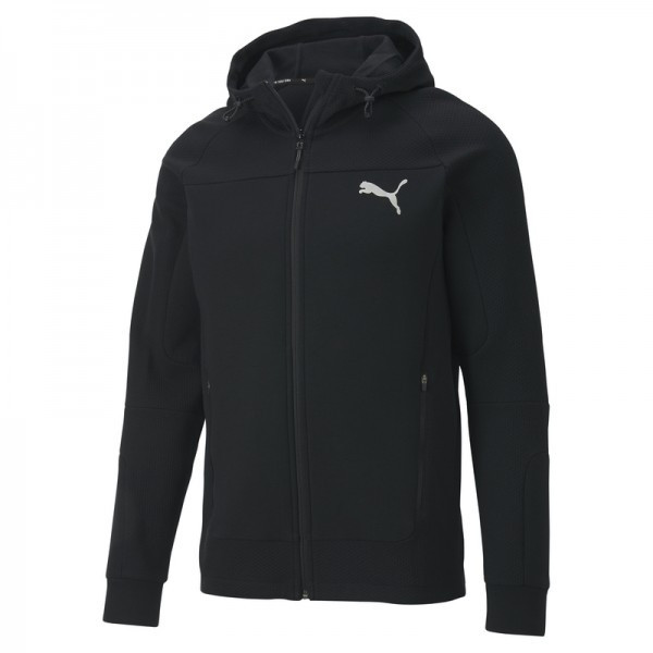 Bluza Puma EVOSTRIPE HOODED JACKET
