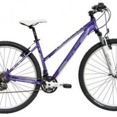 Bicicleta Dama DHS Teranna 2922, Roti 29inch (Violet)