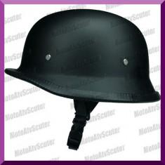 CASCA MOTO NAZY Nazist German WW2 CHOPPER, L, M, XL