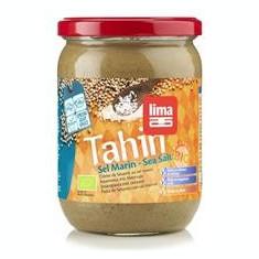 Tahini cu Sare de Mare Bio Lima 500gr Cod: 5411788037808