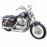 Motocicleta Maisto Harley-Davidson, 1:18-Model 2012 Xl 1200v Seventy Two