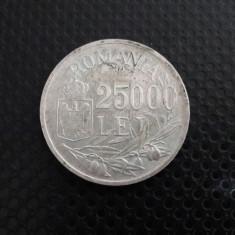 25000 lei 1946 argint