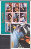 DB Disney  Guyana Pocahontas II MS + SS MNH
