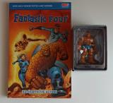 Pachet Marvel Spiderman carte comics + figurină