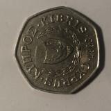 S1058   CIPRU 50 CENTS 1993
