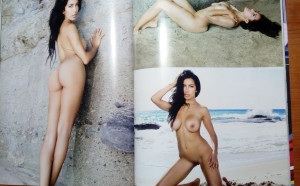 Revista Playboy Venezuela - august 2015