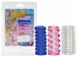 Set mansoane pentru penis Tokio Sleeves