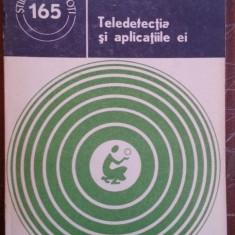 Teledetectia si aplicatiile ei – N. Zegheru