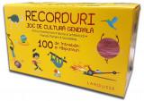 Recorduri. Joc de cultură generală. 100 de întrebări și răspunsuri, Larousse