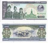 Laos 1000 Kip 2003 UNC