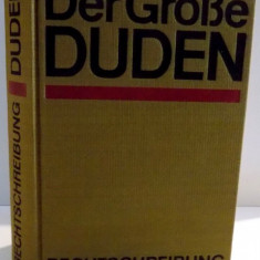 DER GROSSE DUDEN , 1975