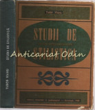 Studii De Stilistica - Tudor Vianu