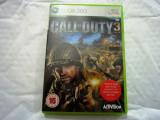 Joc Call of duty 3, Xbox 360, original, alte sute de titluri