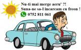 Incarcare Freon  la locatia masinii & igienizare !
