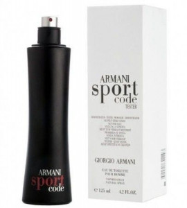 ARMANI CODE SPORT 100ml - Giorgio Armani | Parfum Tester