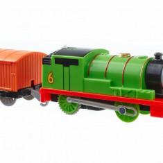 Locomotiva Percy cu vagon Thomas Trackmaster
