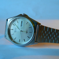 Ceas barbatesc vintage SEIKO SQ100 , data