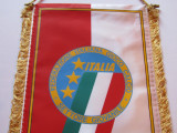 Fanion fotbal - Federatia de Fotbal din ITALIA - Juniori