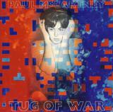 VINIL Paul McCartney – Tug Of War (-VG)