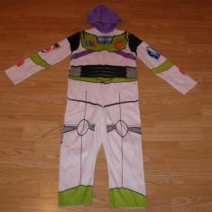 Costum carnaval serbare aviator astronaut toy story pentru copii de 6-7 ani, Din imagine