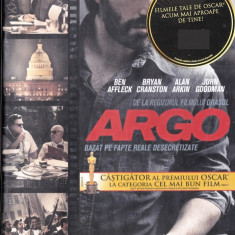 A R G O, DVD, Romana, warner bros. pictures